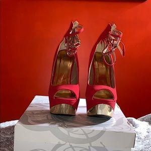 Shï Red Heels